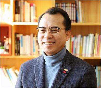 한국사회복지관협회 홍보위원장-이춘성(용호종합사회복지관 관장)